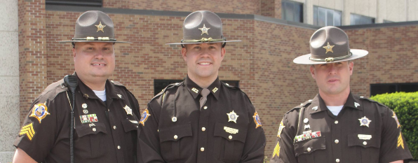 Daviess County Sheriff's Department Deputies